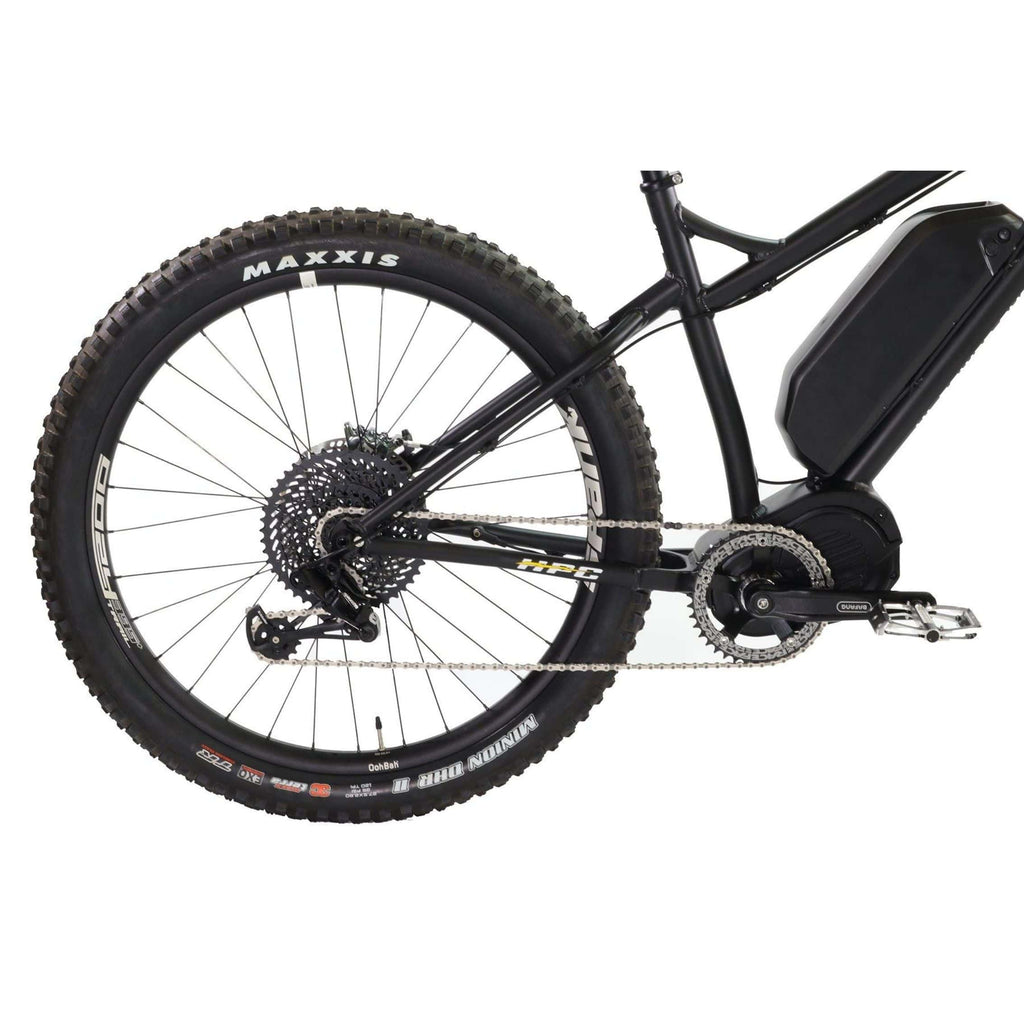 HPC Scout Pro Electric Bike rear wheel