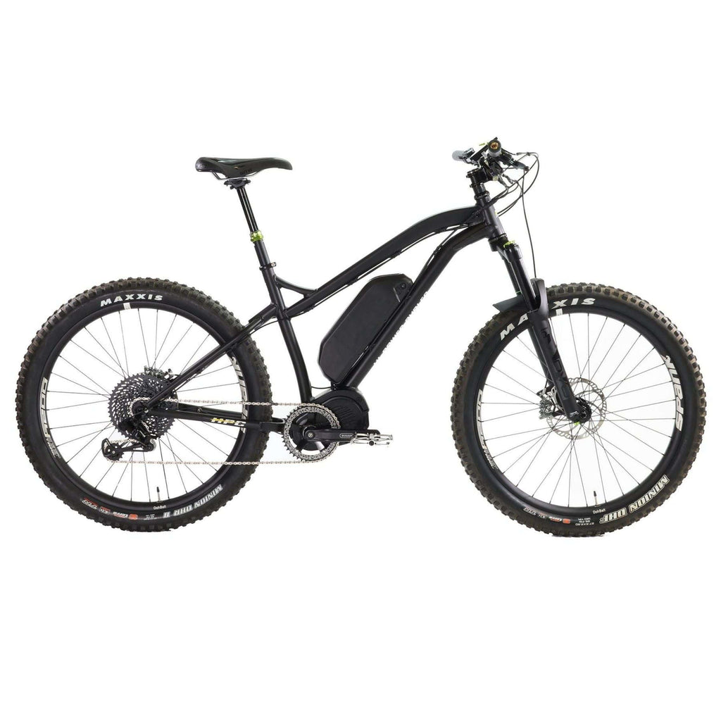 HPC Scout Pro Electric Bike right side
