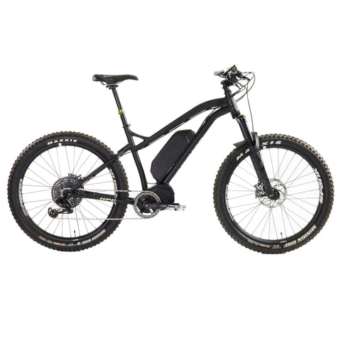 Image of HPC Scout Pro Electric Bike right side