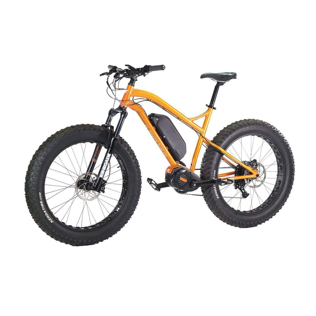 HPC Titan Electric Bike side angle