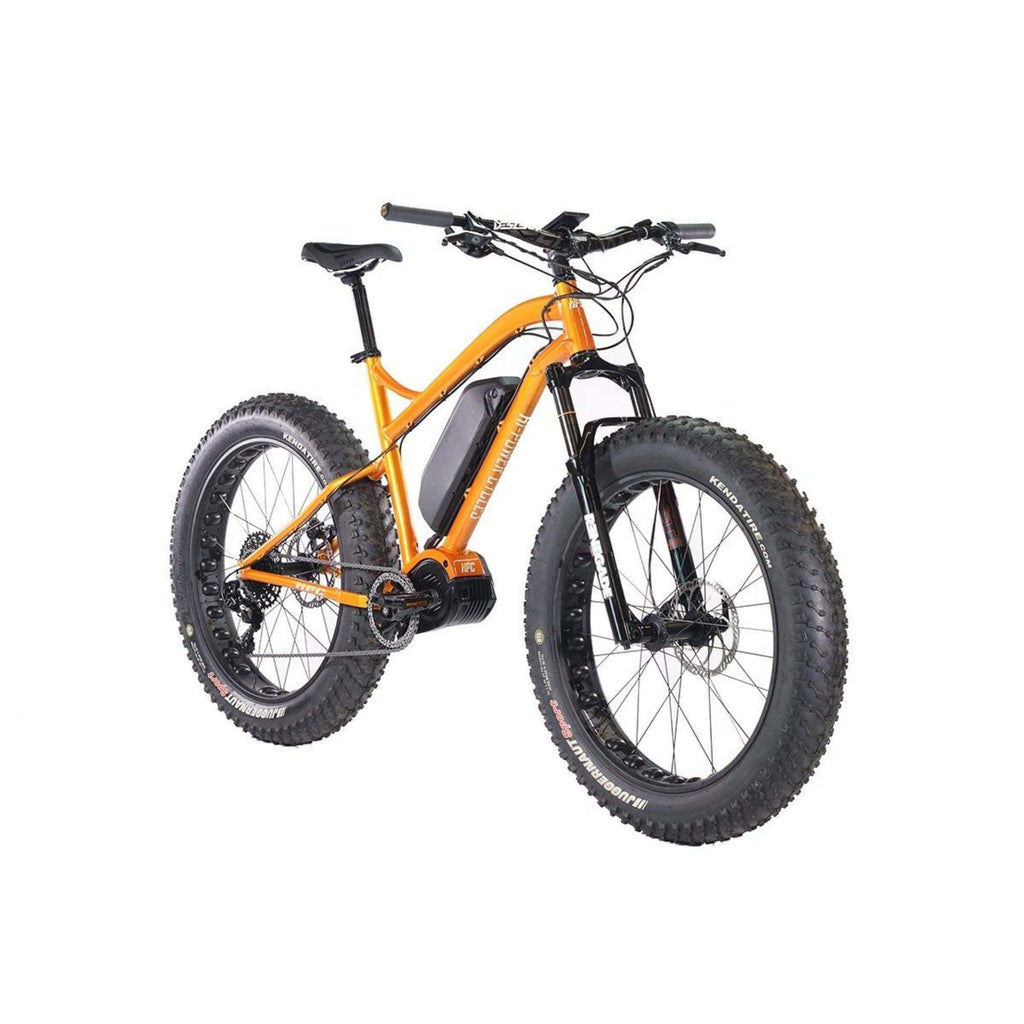 HPC Titan Electric Bike front angle