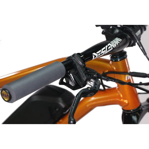 Image of HPC Titan Electric Bike handle bars