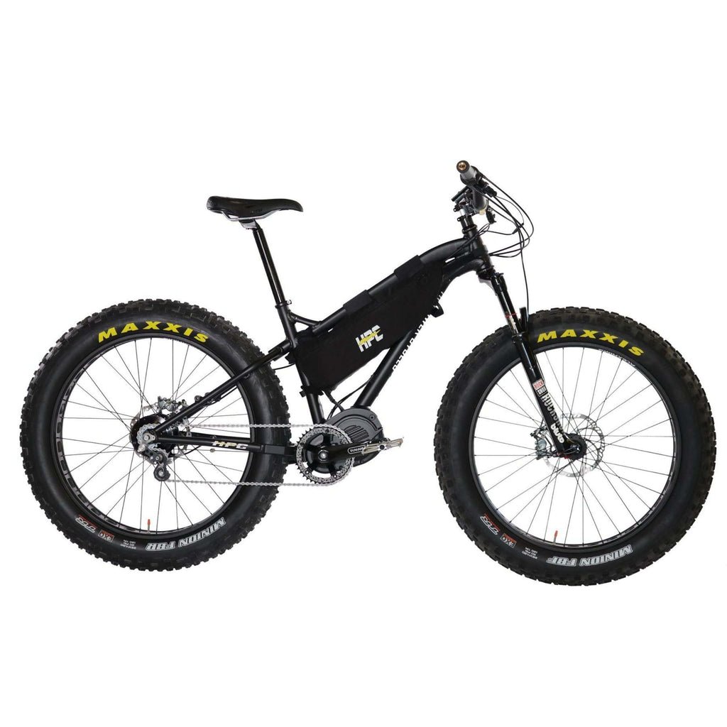 HPC Titan Pro Electric Bike right side