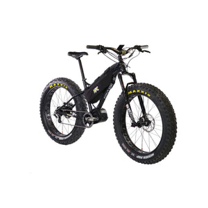 HPC Titan Pro Electric Bike front angle