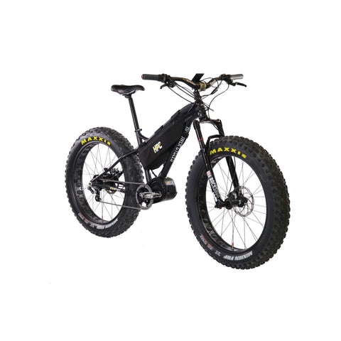 Image of HPC Titan Pro Electric Bike front angle