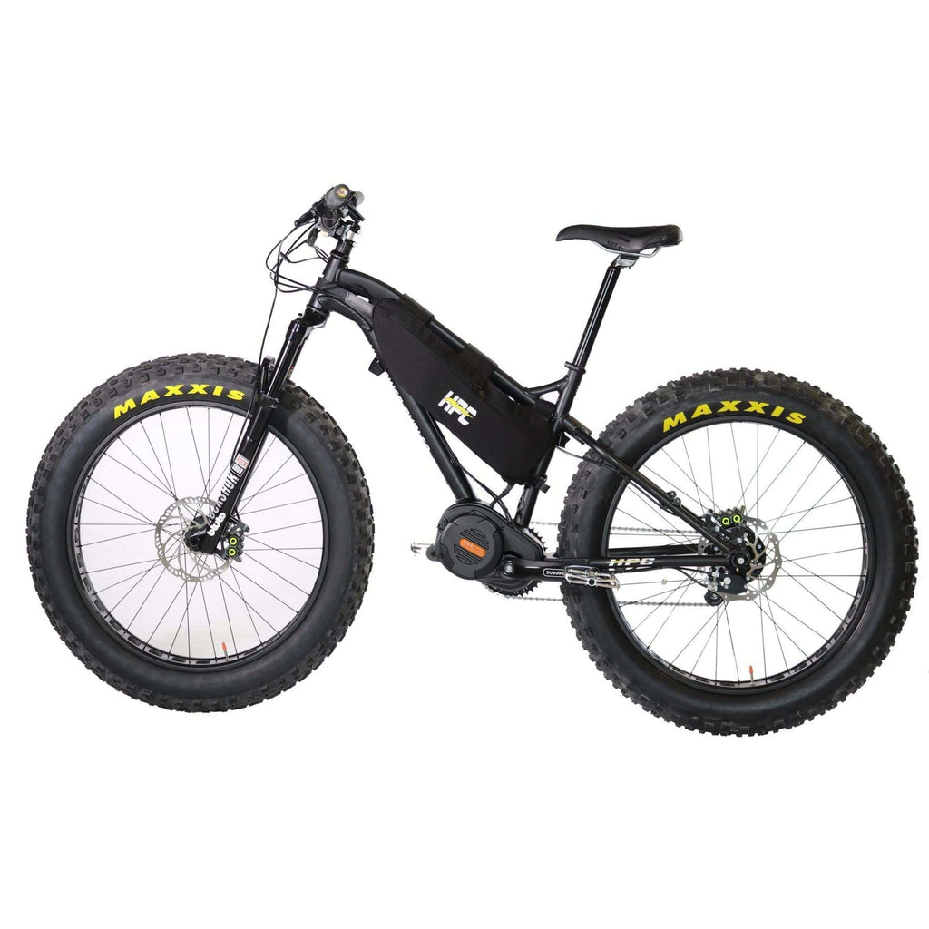 HPC Titan Pro Electric Bike left side view