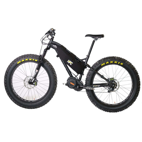 Image of HPC Titan Pro Electric Bike left side view