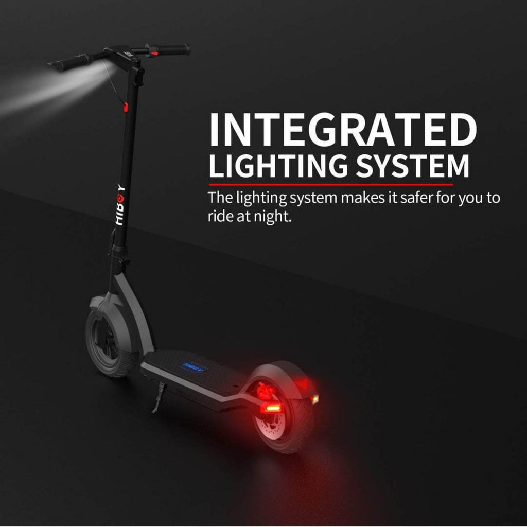 Hiboy Max 3 Electric Scooter lights