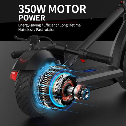 Image of Hiboy Max 3 Electric Scooter motor
