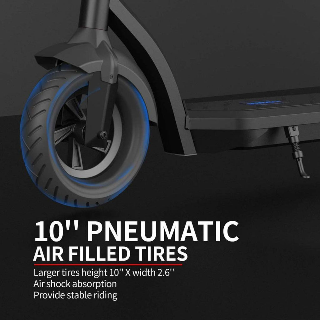 Hiboy Max 3 Electric Scooter tires
