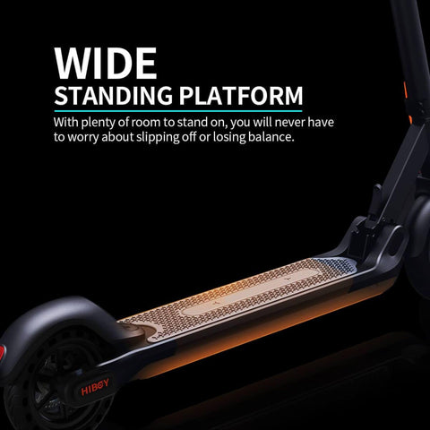Image of Hiboy Max V2 Electric Scooter platform