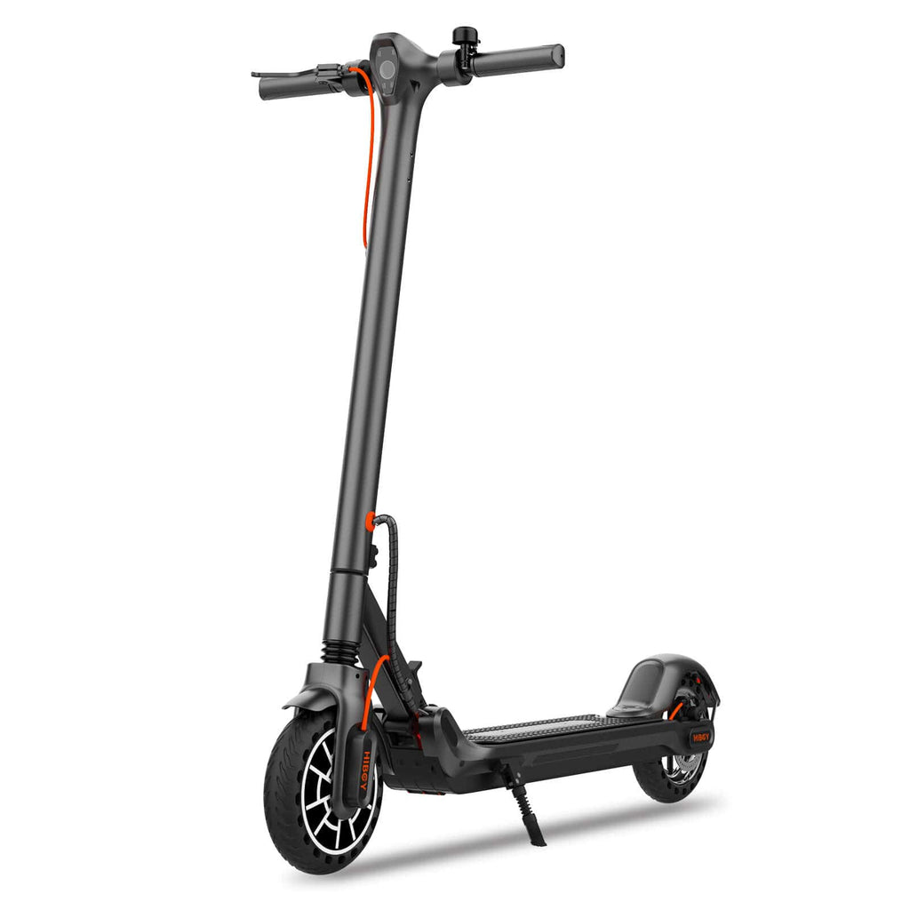 Hiboy Max V2 Electric Scooter side view