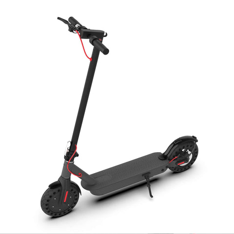 Hiboy S2 Electric Scooter top angle view