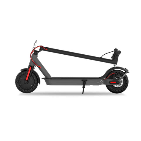 Hiboy S2 Electric Scooter folded