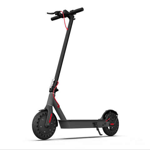 Image of Hiboy S2 Electric Scooter side angle view