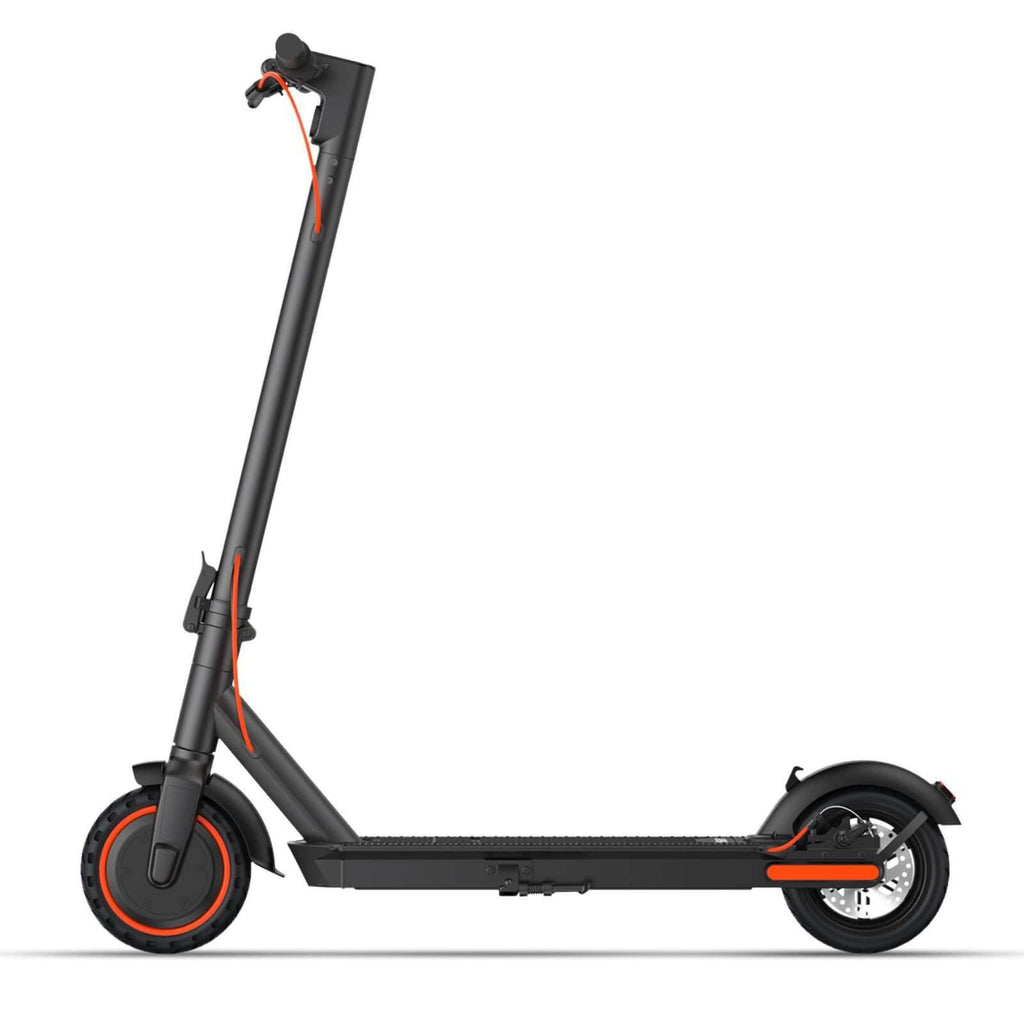 Hiboy S2R Electric Scooter side angle