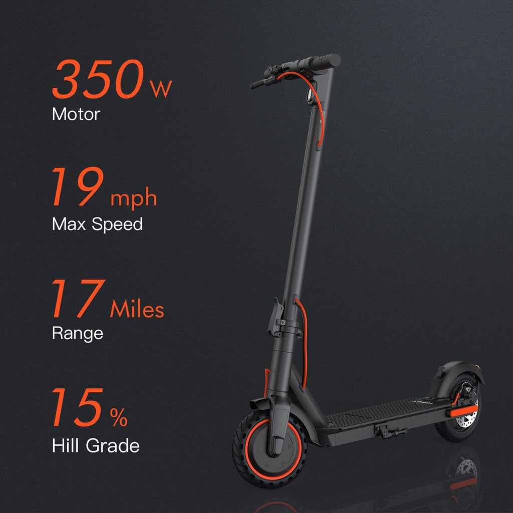 Hiboy S2R Electric Scooter specs