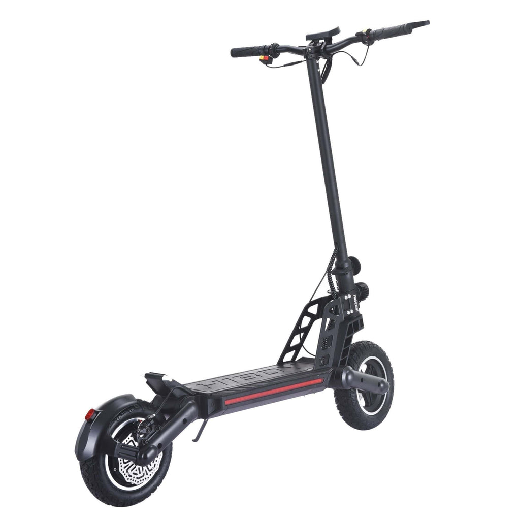 Hiboy Titan Electric Scooter rear angle