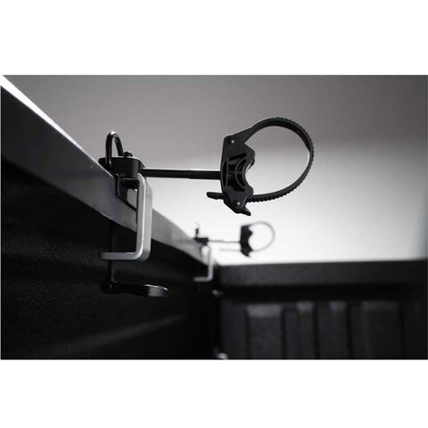 Image of INNO Truck rack clips on side of truck