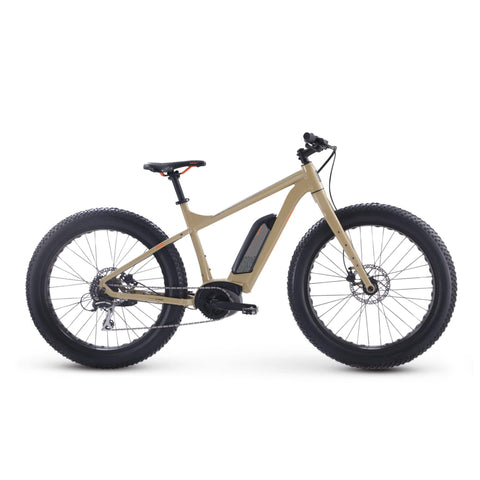 IZIP Sumo Fat Tire Electric Bike side angle
