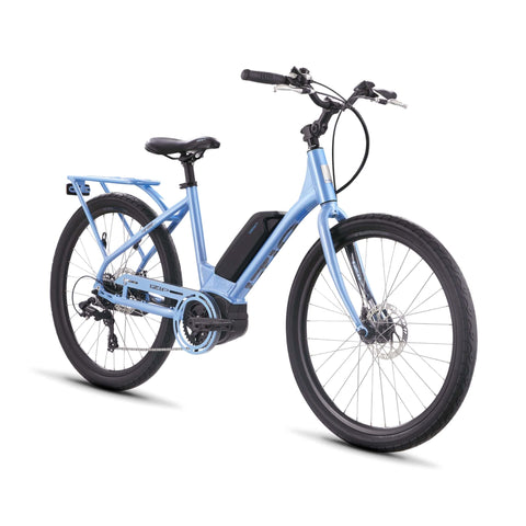 Image of IZIP Vibe 2.0 Step-Thru Electric Bike front angle