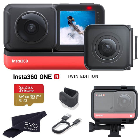Image of Insta360 One R Twin Edition bundle