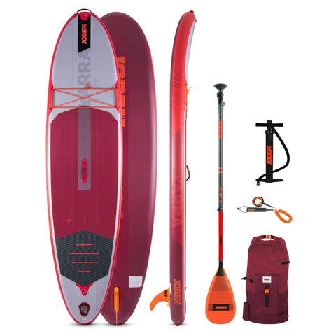JOBE Aero Mira Inflatable SUP Package