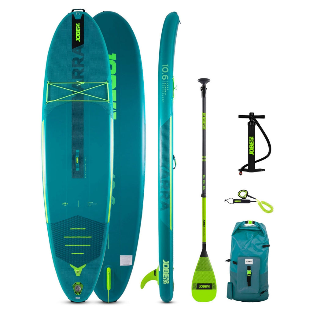 JOBE Aero Yarra Inflatable SUP Package