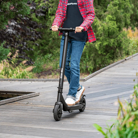 Jetson Element Pro Electric Scooter front action shot