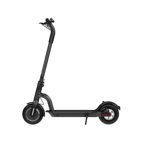 Jetson Eris Electric Scooter black side view