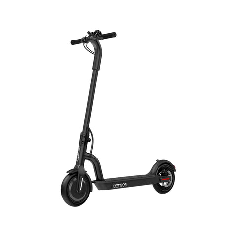 Jetson Eris Electric Scooter black front angle