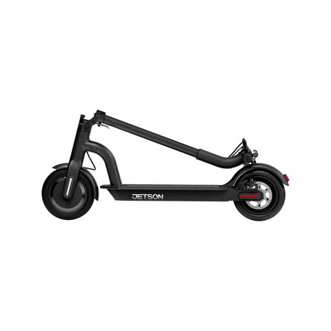 Jetson Eris Electric Scooter black folded