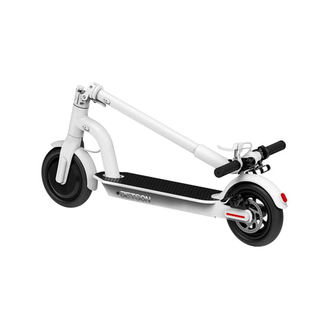 Jetson Eris Electric Scooter folded white