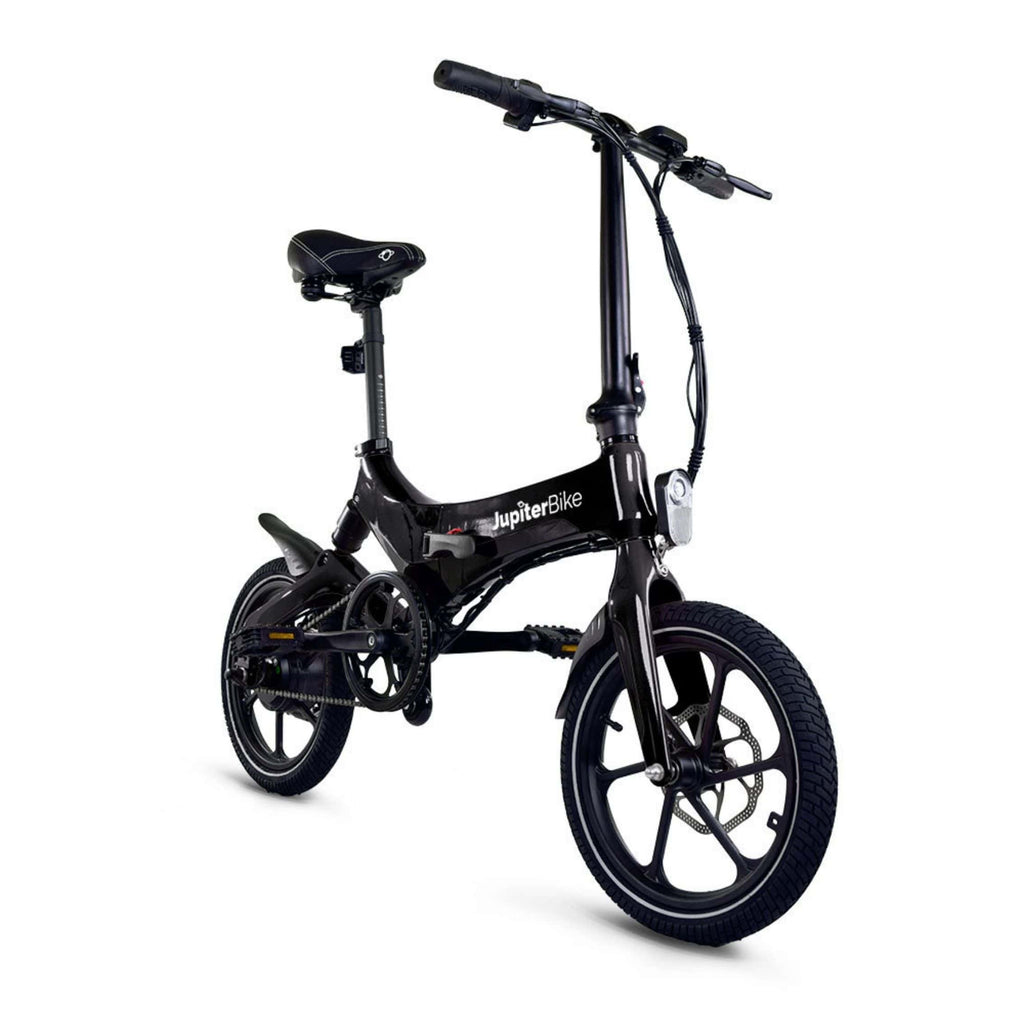 Jupiter Discovery X5 Foldable Electric Bike black 3D view
