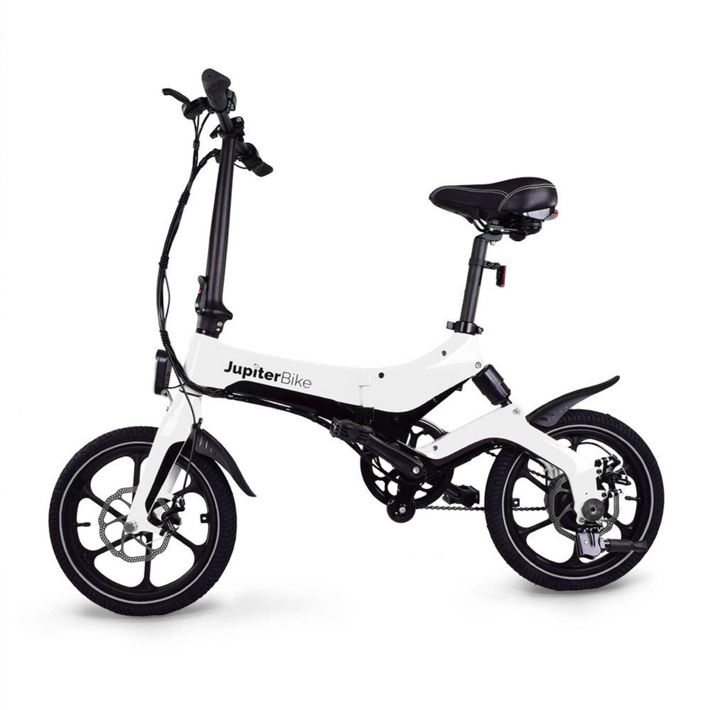 Jupiter Discovery X5 Foldable Electric Bike white side