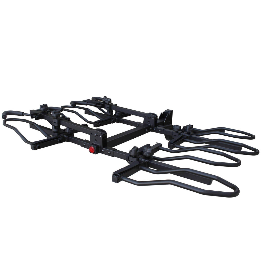 KAC K4 Overdrive Sport Hitch Mounted Bike Rack flat