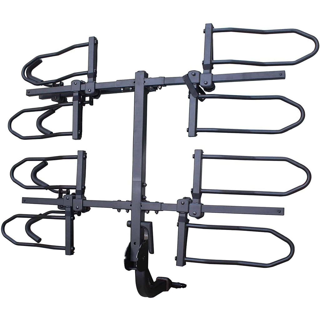 KAC K4 Overdrive Sport Hitch Mounted Bike Rack rear view