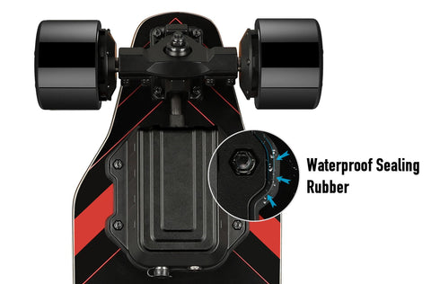 Image of Lycaon Electric Skateboard rubber waterproof ceiling
