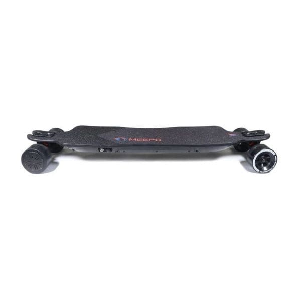 Meepo Classic 2 Electric Longboard Top Side View