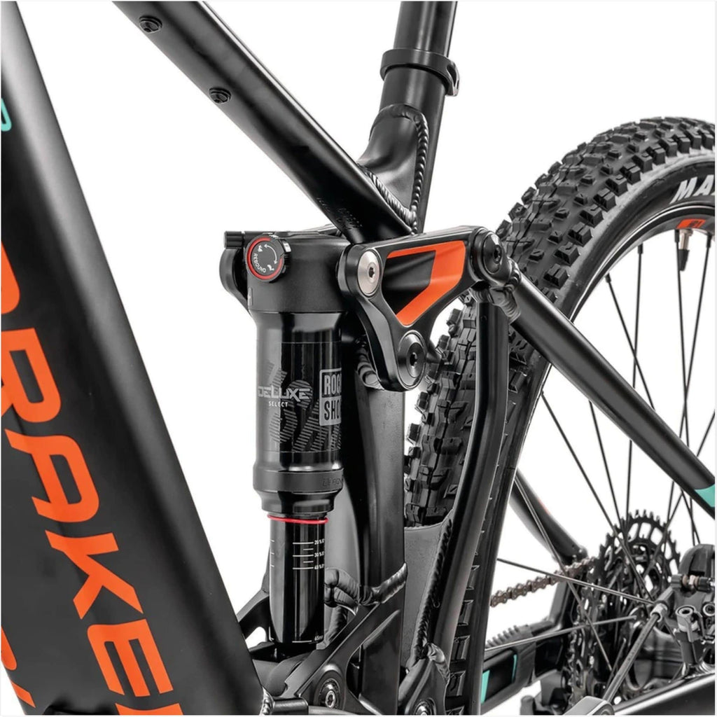 Mondraker Dusk R Electric Bike center suspension