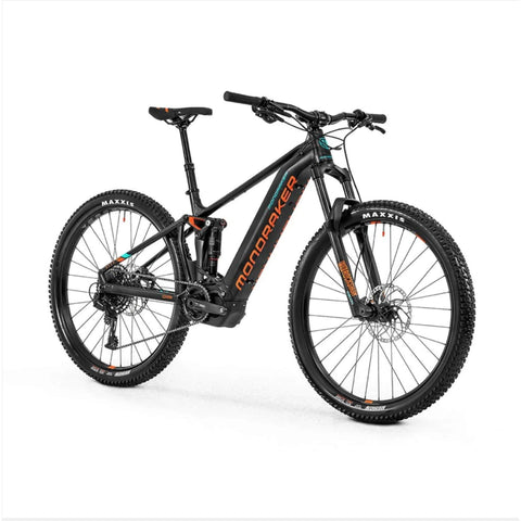 Image of Mondraker Dusk R Electric Bike front angle