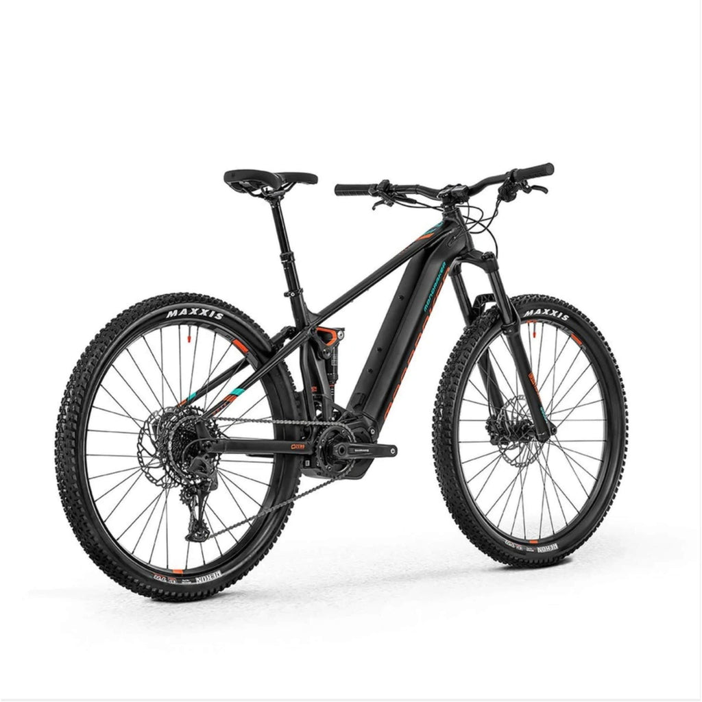 Mondraker Dusk R Electric Bike rear angle