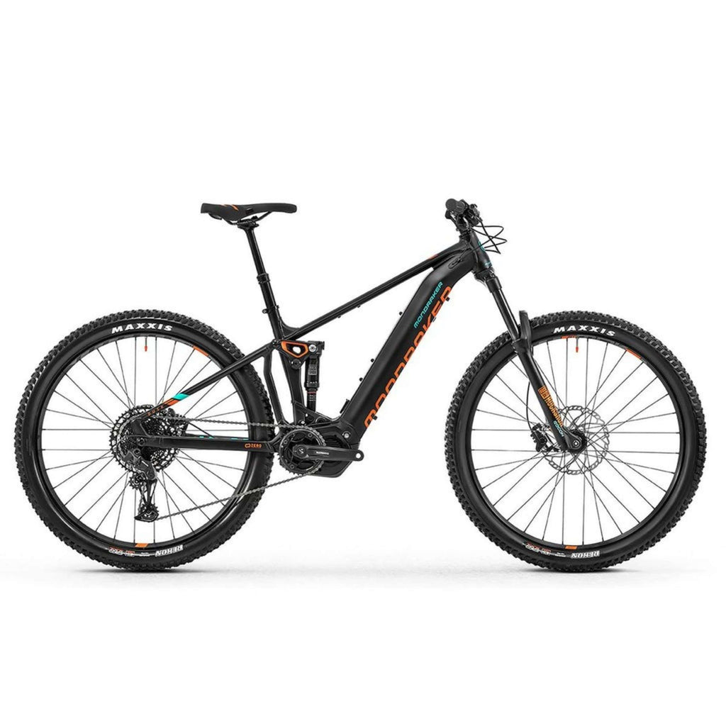 Mondraker Dusk R Electric Bike side