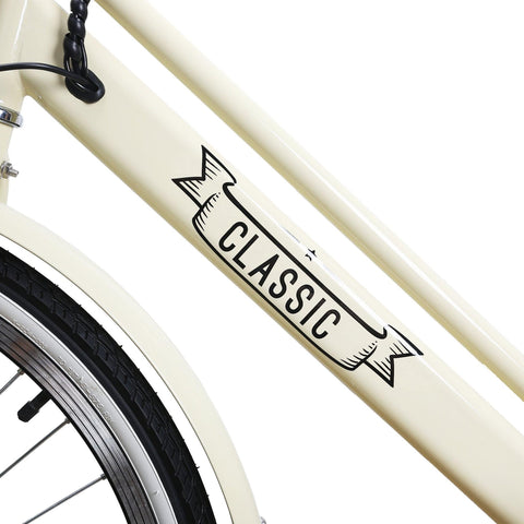Image of NAKTO Classic City Electric Bicycle frame