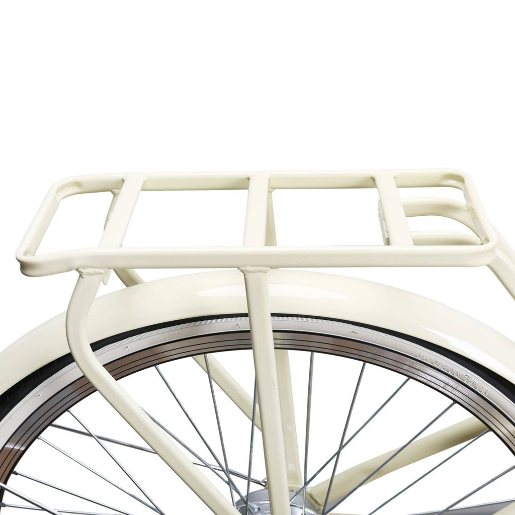 NAKTO Classic City Electric Bicycle rear rack