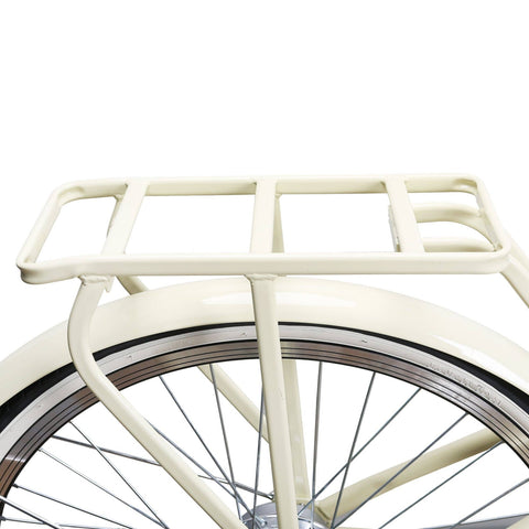 Image of NAKTO Classic City Electric Bicycle rear rack