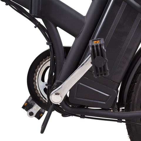 NAKTO Fashion Foldable Electric Bicycle pedal