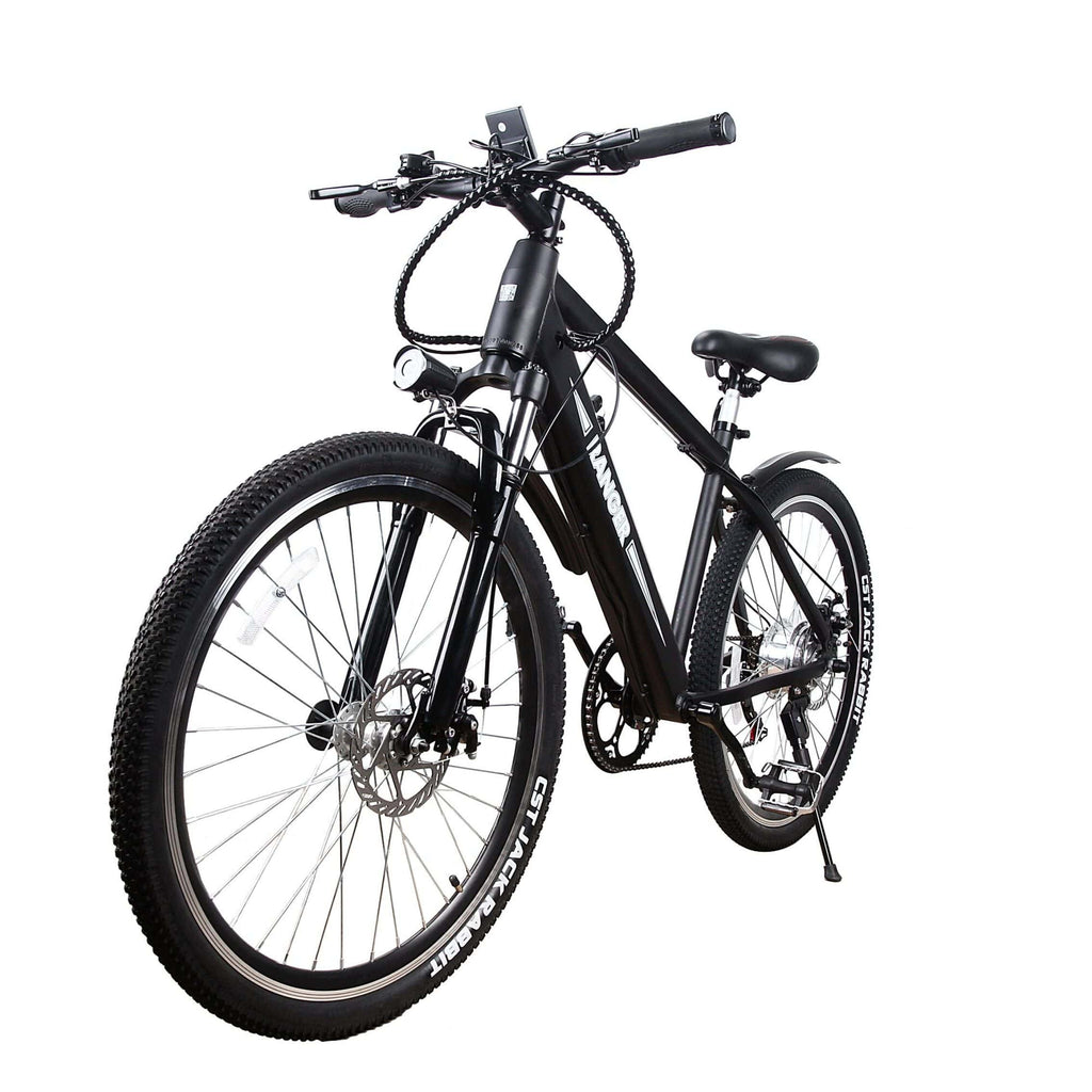 NAKTO Ranger Electric Mountain Bicycle front angle view