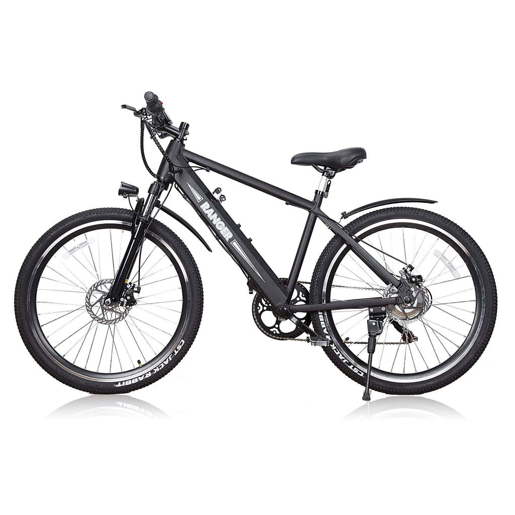 NAKTO Ranger Electric Mountain Bicycle side view