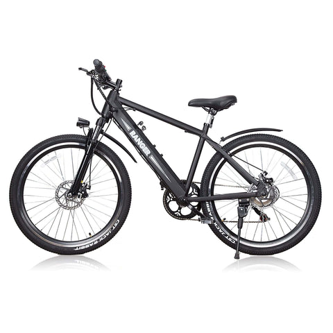 Image of NAKTO Ranger Electric Mountain Bicycle side view
